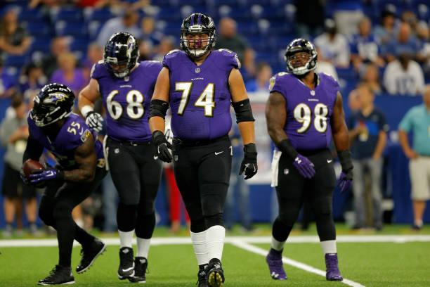 Baltimore Ravens vs. Houston Texans at M&T Bank Stadium