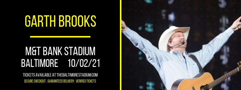 Garth Brooks [CANCELLED] at M&T Bank Stadium